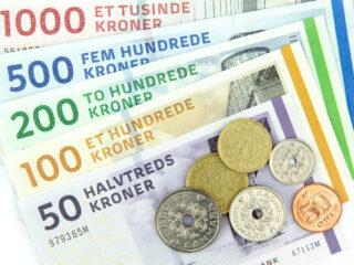 Holiday Money in Denmark - Holiday Allowance in danish Feriepenge