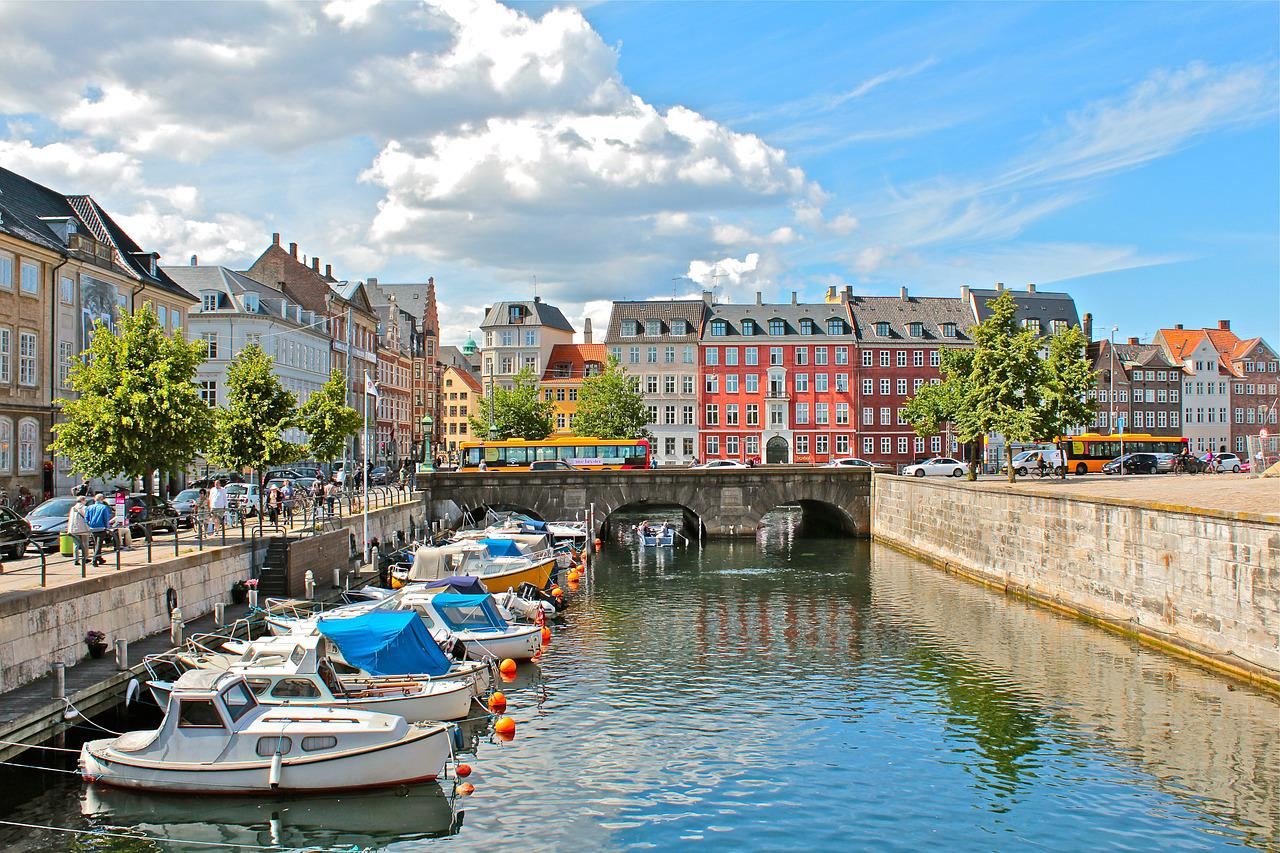 biggest cities in Denmark - nr 1 Copenhagen